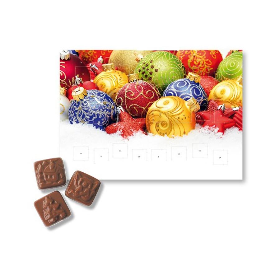 Suklaajoulukalenteri