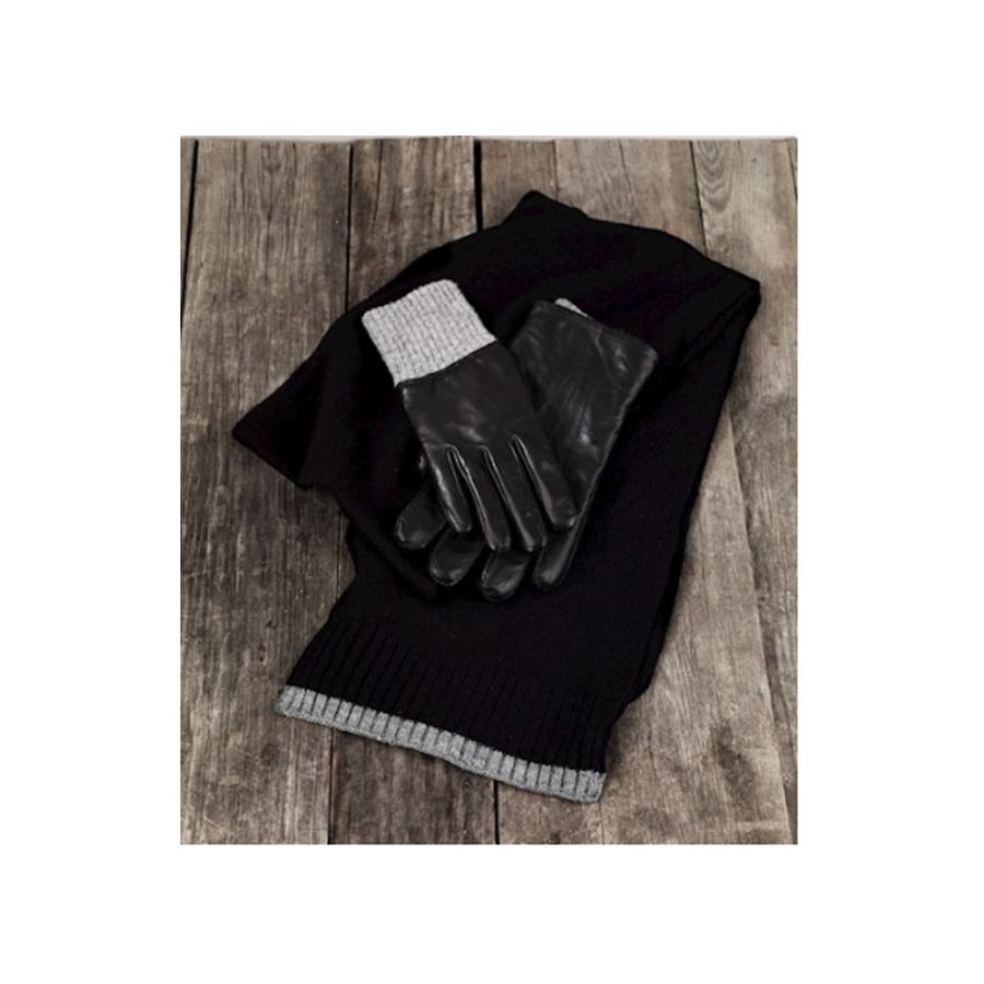 Käsineet ja kaulahuivi lahjasetti - Silkki Sampo 1badd637d4